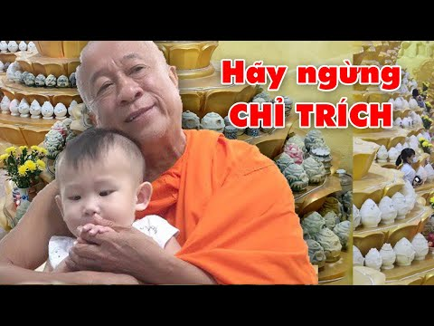 TT. Nhật Từ trả lời phỏng vấn về tro cốt ở chùa Kỳ Quang 2 và HT. Thiện Chiếu