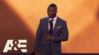Mahershala Ali Wins Best Supporting Actor  22nd Annual Critics Choice Awards  A&E