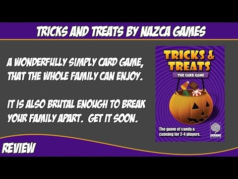 Tricks & Treats Review