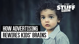 How Advertising Rewires Kids' Brains