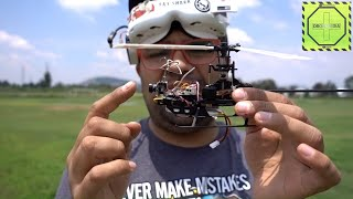 ¡VOLANDO HELICÓPTERO 3D CON FPV! ESTÁ INCREÍBLE Y LO DEBES DE INTENTAR |DRONEPEDIA
