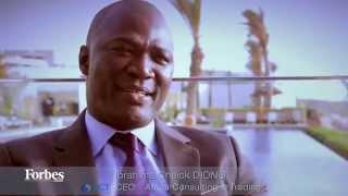 Les portraits de FORBES Afrique – Ibrahima Cheikh DIONG