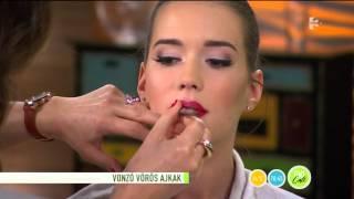 Tippek, hogyan készítsd el a tökéletes vörös ajkakat! - tv2.hu/fem3cafe