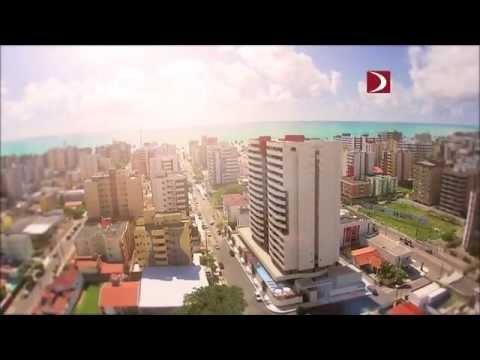 Edifício Syrah - O primeiro 17 andares do Stella Maris - Maceió/AL