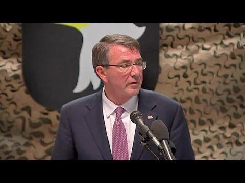 Ιράκ: Αμερικανική ενίσχυση ενόψει της μάχης της Μοσούλης