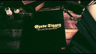 GRAVE DIGGER - All for the king