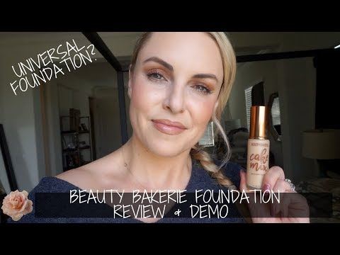 Beauty Bakerie Foundation Review & Demo | Foundation Friday- Elle Leary Artistry