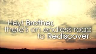 Avicii   Hey Brother Lyrics Video