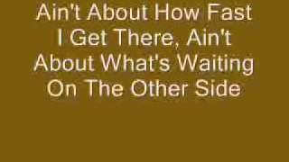 Joe McElderry The Climb With Lyrics