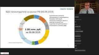 Финансовый анализ ВДО. Часть 1 - Лизинг