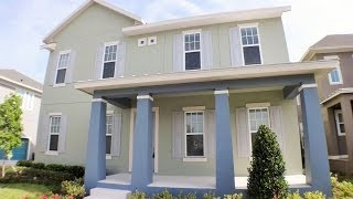 Lake Nona - Laureate Park New Home For Sale $399,000!