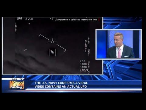 Fmr. Navy Pilot on U.S. UFO Encounters
