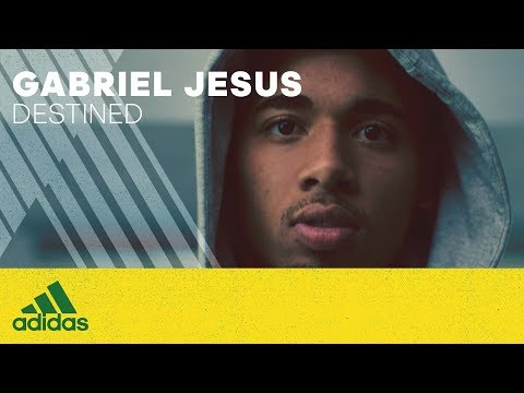 Gabriel Jesus | Destined | From Street to Stardom