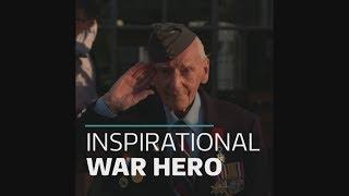 Inspiring Britain: WWII veteran Bernard Morgan