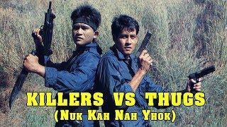Wu Tang Collection - Panna Rittikrai in Killers vs Thugs aka Nuk Kah Nah Yhok นักฆ่าหน้าหยก