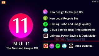 MIUI 11 - First Look Top 10 Features Introduced | MIUI 11 Release Date in India | MIUI 11 Features