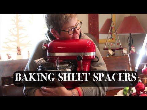 DIY Baking Tray Spacers