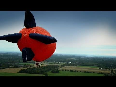 Airship Carvanning | Top Gear