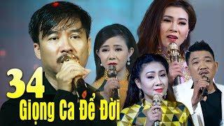Liveshow Giọng Ca Để Đời 34 - Nhạc Xưa Bolero Tuyển Chọn - Nhạc Vàng Bolero Xưa Tê Tái Con Tim