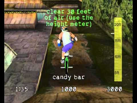 Dave Mirra Freestyle BMX 3 GBA