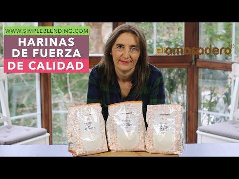 HARINAS DE FUERZA DE CALIDAD | Diferentes tipos de harina de fuerza | Harinas de fuerza El Amasadero