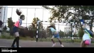Omi - Cheerleader Choreography / Firecrackers / / AQUA