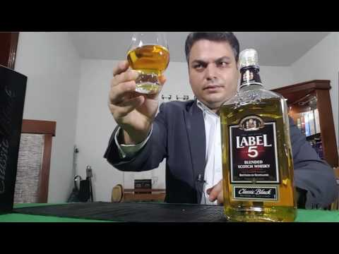 Label 5 - Blended Scotch Whisky - Review #90