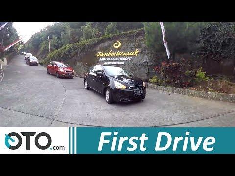 Media Test Drive Mitsubishi New Mirage   Oto.com