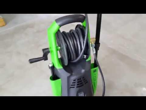 Zipper Maschinen Hochdruckreiniger HDR 230