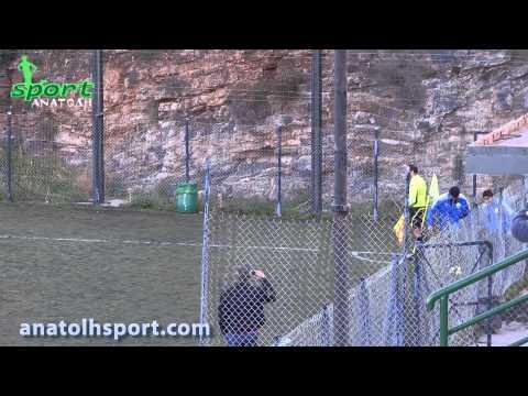 Τράγος τερματοφύλακας εισβάλει σε αγώνα του πρωταθλήματος Λασιθίου
