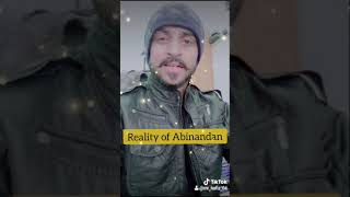 #Pakistanvsindia Pakistan vs india Reality of Abinandan Mr Hafiz 04