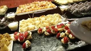 Турция 2018 ужин в Kilikya Resort. Ultra all inclusive.