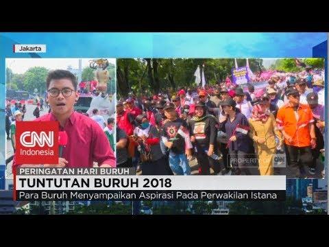 Inilah Tuntutan-tuntutan Buruh Indonesia di Hari Buruh Internasional
