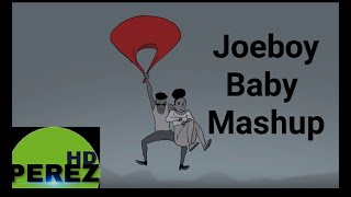 Mashup – Joeboy x Davido x Mr Eazi x Simi x Wizkid x Rema x Burna x Tiwa (Official Video)- DJ PEREZ