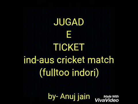 India-Australia cricket match funny video made and edit by me