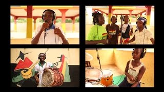 PFCF Students and Teachers in Ghana Unite to Record an Original Song