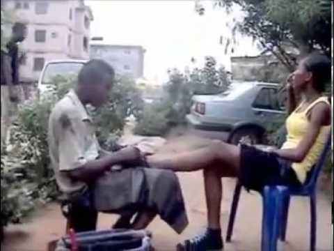 Papee - Aboki shine my shoe (comedy skit )