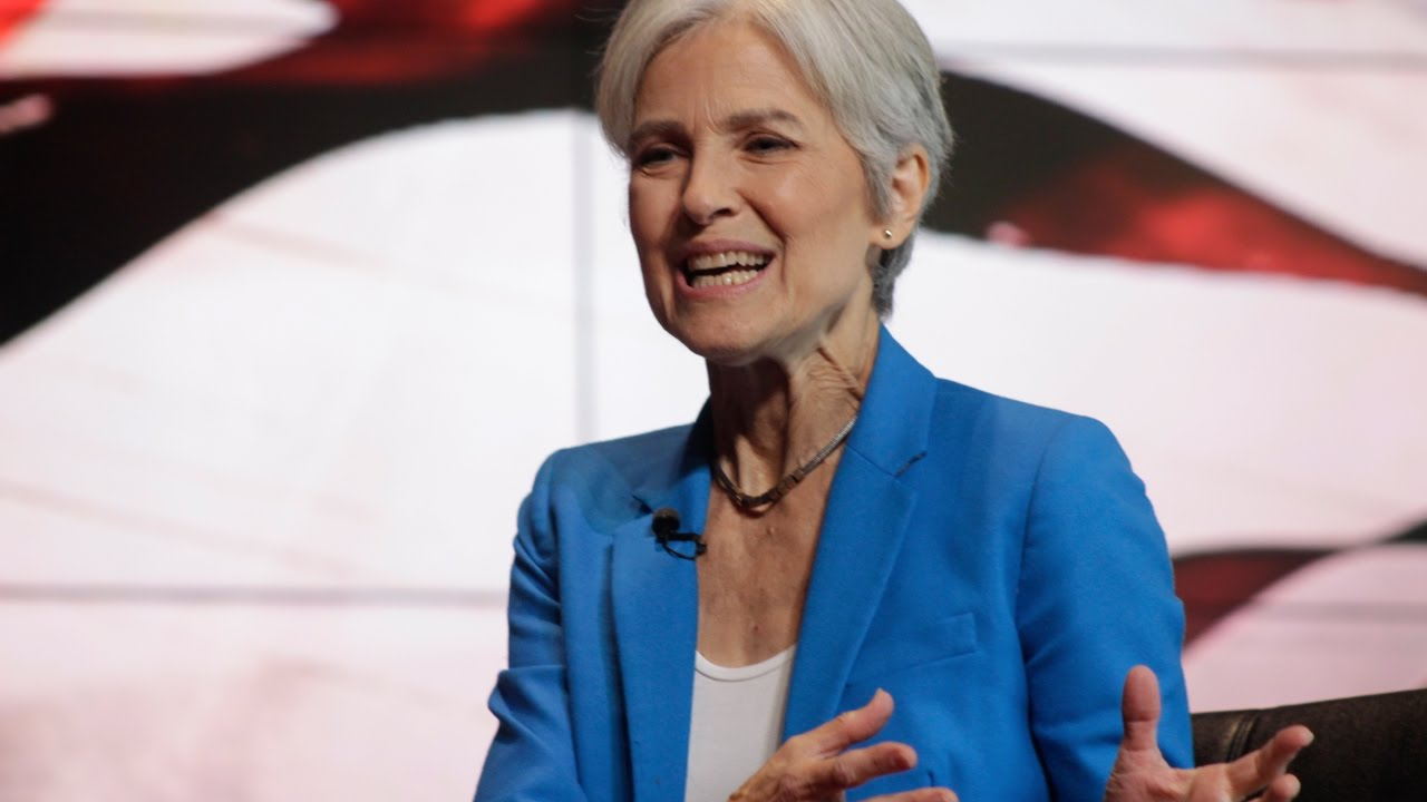 How Jill Stein Plans To Tackle Money In Politics thumbnail