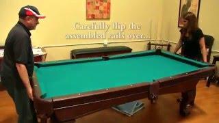 Westport 8' Slate Pool Table Kit