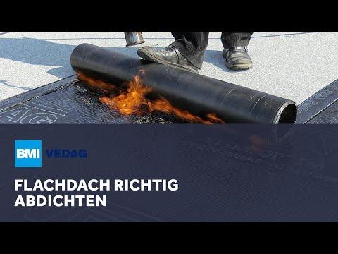ProfiDach VEDATOP DUO Performance auf Beton