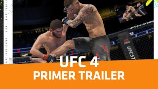 Primer trailer de UFC 4 - Player One