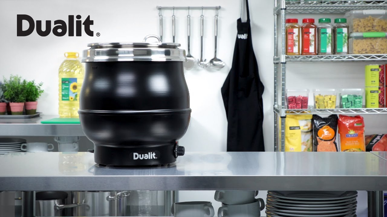 Dualit 11 Litre Hotpot soup kettle preview