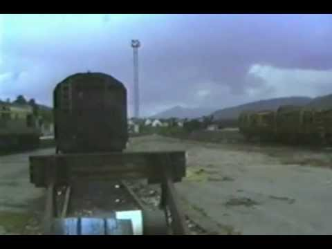 Class 37's at Fort William Motive Power Depot 1998