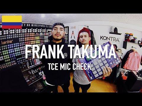 Frank Takuma - Untitled ( Feat. Ruzto ) ( Aerophon ) [ TCE Mic Check ]