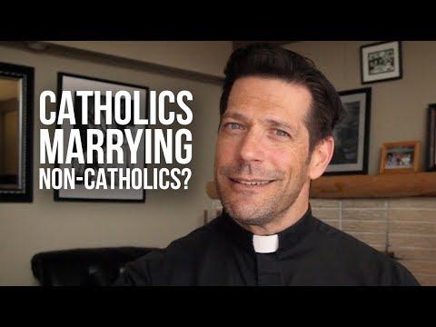 Non catholic marrying a catholic