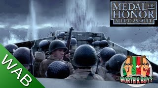 Medal of Honor Allied Assault - Retro Worthabuy?