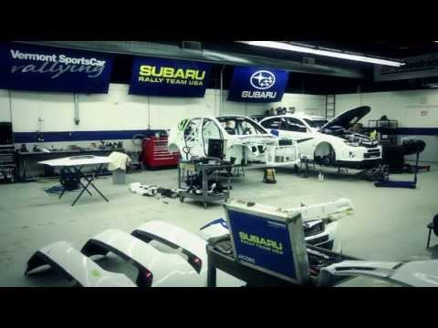 Subaru Releases The First Episode Of Launch Control
