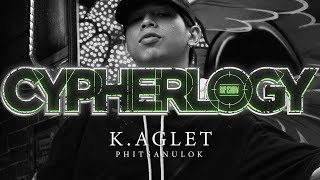 CYPHERLOGY PRESENTS : K.AGLET | RAP IS NOW