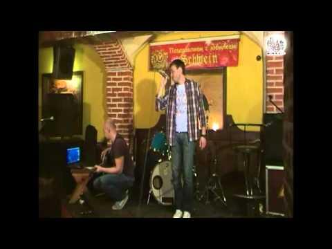 Стас Стрелец - выступление в клубе Швайн 26 04 2012