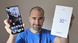 Honor 30 Pro Plus - Unboxing & Full Tour - P40 Pro Camera For Cheap?